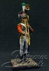 Napoleon's France.  +Line Infantry 1807.  9th Regiment Orchestra. Musician with Trombone. KIT