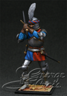 European Infantry, late 15 c. Skilled Soldier. KIT