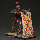 European Infantry, late 15 c. Arquebusier with Mantlet. KIT