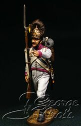 Austria-Hungary. Line Infantry. German Regiments, Grenadier Company 1805-14. Non-commissioned Officer. KIT