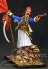 The Greek War of Independence 1821-29.  +Markos Botsaris at Karpenisi. KIT