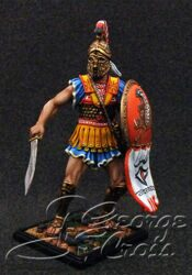 Archaic and Classical Greece. +Hoplite. 5th c. BC. KIT