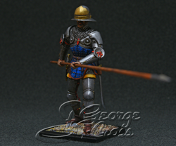 European Infantry, late 15 c. Pikeman. KIT