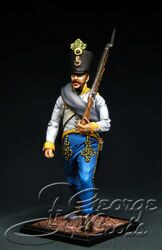Austria-Hungary. Line Infantry. Hungarian Regiments, Fusilier Company 1805-14. Private. KIT