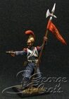 Napoleon's France.  +Line Infantry 1813.  Sergeant of the Eagle Escort. KIT