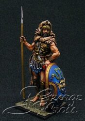 Archaic and Classical Greece. +Myths. Heracles. KIT