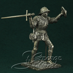 European Infantry, late 15 c. Mercenary Soldier. KIT