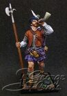 Scottish Clans and Jacobite Rebels 17-18 cc. Bugler. KIT