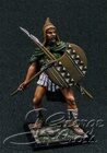 Army of Alexander and the Diadochi 3-4 c. BC.  Thracian Peltasts. KIT