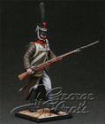 Russia of Alexander I.  +The Regular Infantry 1812-14. Soldier. KIT