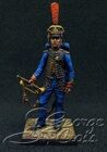 Napoleon's France.  +Marines of the Imperial Guard 1809-11. Trumpeter. KIT