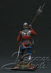 European Infantry, late 15 c. Halberdier. KIT