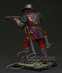 European Infantry, late 15 c. Crossbowman. KIT